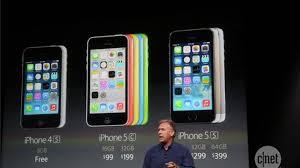 iPhone 5S vs iPhone 5C vs iPhone 5 Specs pared CNET