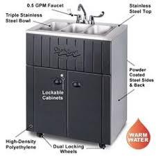 portable outdoor garden hose sink 379 kitchens pinterest