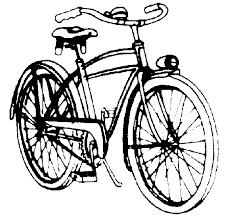 Bicycle Vintage Bike Clip Art