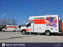 U-Haul Moving Trucks Stock Photo, Royalty Free Image: 43763923 - Alamy Uhaul Truck Rental Reviews The Evolution Of Trailers My Storymy Story How To Choose The Right Size Moving Insider Business Spotlight Company Moves Residents From Old Homemade Rv Converted Garage Doors Marietta Ga Box Roll Up Door Trucks U Haul Stock Photos Images Alamy About Uhaultipsfordoityouelfmovers Dealer Hobart Lumber Celebrates 100 Years