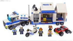 100 Lego Police Truck LEGO City Police Mobile Command Center Review 60139 YouTube