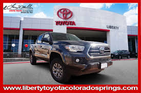 100 Trucks For Sale In Colorado Springs New 2019 Toyota Tacoma 4WD SR5 Double Cab Pickup