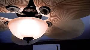 Ceiling Fan Wobble Kit by How To Fix A Ceiling Fan That Wobbles Very Bad Youtube