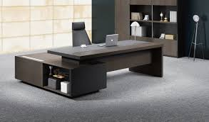 Office Table Chairs Boss Small Simple Used Furniture Ideas ...