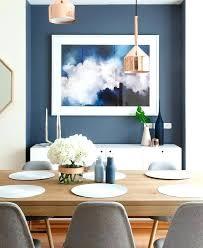 Blue Dining Room Walls Gray Best Ideas On