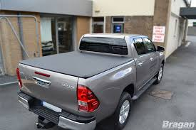 2016+ Toyota Hilux / Revo Tri Fold Soft Tonneau Cover Bed 4x4 Non ... Sema 2015 Atc Truck Covers Rocks The New Sxt Tonneau Cover A Heavy Duty Bed On Toyota Tundra Rugged B Flickr 2016 Hilux Soft Roll Up Load Tacoma How To Remove Trifold Enterprise Truxedo Truxport Vinyl Crewmax 55 Ft Toyota Tundra Alluring Peragon Retractable 1999 Toyota Tacoma Magnum Gear Bakflip Fibermax Parts And Accsories Amazoncom Rollbak Butterfly On Polished Diamon Honda Atv Carrier Sits