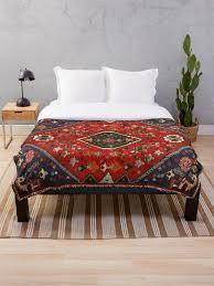 traditioneller orientalischer marokkanischer stil n65 fleecedecke
