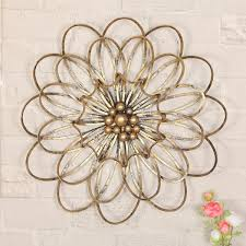 Floral Metal Wall Decor Pleasing Adecotrading Flower Urban Design Reviews Wayfair Decorating