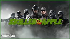 apple siege rainbow six siege let s kill bad guys skilled apple