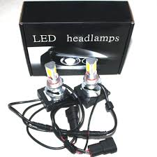 90w 9000lm h7 car led headlight for 2011 ford fusion high beam