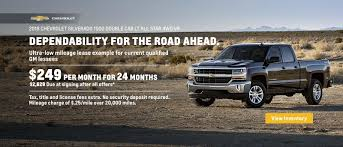 2018 Chevrolet Lease Deals & Specials - Silverado, Equinox, Cruze Chevrolet Lease Deals At Of Wasilla No Money Down For Toyota Leases And Specials Chevy Silverado 1500 Springfield Oh Trucks Sale In Canada Leasecosts 3500hd Prices Cicero Ny Ford F350 Offers Jordan Mn Nissan Titan Sv Deal Windsor Augusts Best Fullsize Truck Fancing Write Lasco Vehicles Sale Fenton Mi 48430 Great On The Fully Loaded 2017 Sierra Denali Only Buffalo Ny Ziesiteco
