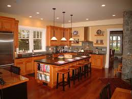 Good Traditional Kitchen Designs With Ideas Modest Image Of Decorating Fresh