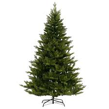 Artificial PE Christmas Tree Shetland Pine 7ft By Noma Garden Trends