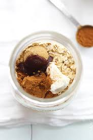 Pumpkin Pie Overnight Oats Rabbit Food by Cinnamon Roll Flavored Overnight Oats You Can Mix In A Hurry