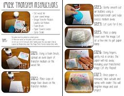 crafts direct image transfer tutorial