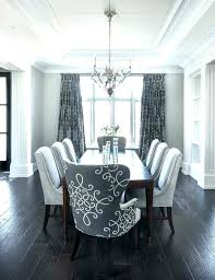 Modern Curtains For Dining Room Drapes