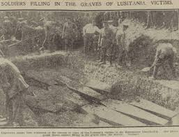 Where In Ireland Did The Lusitania Sink by May Through The Years The British Newspaper Archive Blog