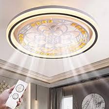 led deckenleuchte fan deckenle schlafzimmer moderne kreative fan licht blumen deckenventilator le kinderzimmer runde deckenbeleuchtung mit