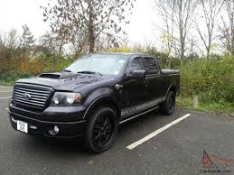 Ford F150 Harley Davidson Roush Supercharged With LPG (NO VAT)
