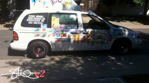 Suburban Ghetto Ice Cream Truck - YouTube