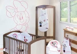 chambre minnie collection minnie de babycalin chambre bébé minnie