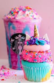 Unicorn Cupcake Picture For Reference SUPERFICIAL