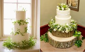 Nature Themed Wedding Cakes Home Design Ideas Woodland Part 1 Cake Geek Magazine