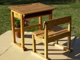 bureau ecolier en bois bureau ecolier bois console bureau whatcomesaroundgoesaround