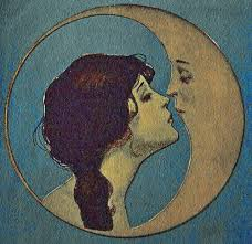 Smashing Pumpkins Luna Meaning by A Collection Of Blue Illustration Art At Http Www Pinterest Com