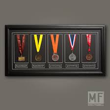 Medal Display Ideas
