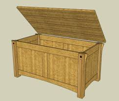 toy box plans free woodworking woodworking blog