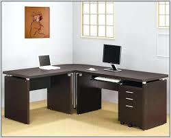 Bestar L Shaped Desk by L Shaped Office Desk Furniture Modern White L Shaped Double