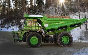 100 Largest Dump Truck Worlds Electric Vehicle Is A That Doesn