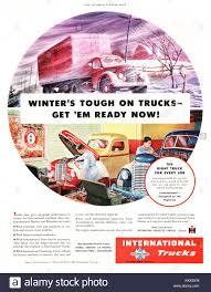 International Trucks Stock Photos & International Trucks Stock ...