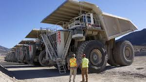 100 Haul Truck Trucks Then And Now Mining Elkodailycom