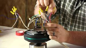 Cbb61 Ceiling Fan Capacitor 2 Wire by How To Install A Dual Ceiling Fan U0026 Light Dimmer Switch Youtube