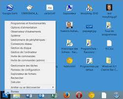 bureau windows 8 le bureau de windows 8 présentation et personnalisation