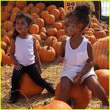 North Lawrence Pumpkin Patch by Kim Kardashian Brings North West To The Pumpkin Patch U2013 See The