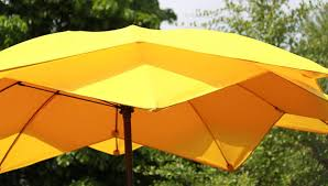 Sunbrella Patio Umbrellas Amazon by Patio U0026 Pergola Yellow Patio Umbrella Phenomenal Blue And Yellow