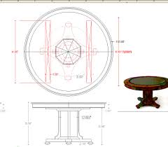 Standard Dining Room Furniture Dimensions by 100 Dining Table Dimensions For 12 How To Calculate The