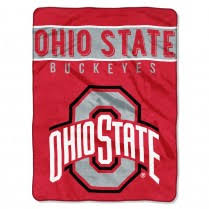Ohio State Buckeyes NCAA Bedding & College Team forter Sets at