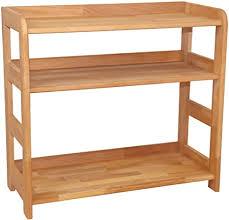 praktisches regal beethoven 69 5x65x33cm echtholz buche geölt für wohnzimmer büro oder kinderzimmer echtes holz