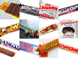 Healthy Halloween Candy Commercial Youtube by Why Have I Never Tried Whatchamacallit Serious Eats