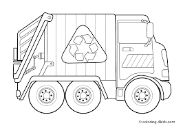 Garbage Truck – Coloring Pages For Kids Free - Free Coloring Books Fire Truck Coloring Pages Getcoloringpagescom 40 Free Printable Download Procoloring Monster Book 8588 Now Mail Page Dump For Kids 9119 Unique Gallery Sheet Semi With Peterbilt New 14 Inspirational Ram Pictures Csadme Simple Design Truck Coloring Pages Preschoolers 2117 20791483 Www Garbage To Download And Print
