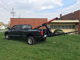 Gladiator Wheel Lift W/ Boom & Winch | Detroit Wrecker Sales
