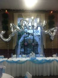 Quinceanera Decorations For Hall by Quinceanera Balloon Decor Amytheballoonlady