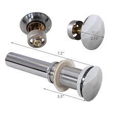 Bathtub Pop Up Stopper Stuck by Bathroom Metal Plugs For Sinks Sink Pop Up Moen Bathroom Sink