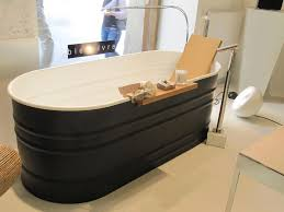 how to build a bathtub with a galvanized stock tank stock tank