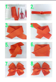How To Make Ribbon Bow 8 Tips A 5 Inch Hair Step 1 Tools And