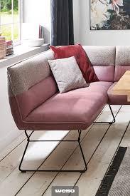charmanter auftritt eckbank modern esszimmer möbel sitzecke